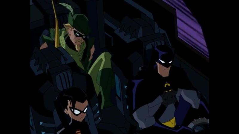 Бэтмен 2004 2008 Сезон 5 Серия 12