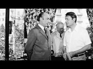 """Отрывок из фильма """" Неисправимый лгун """" , 1973 . Портсигар ."""