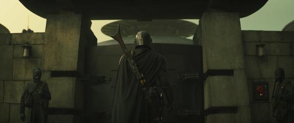 Порция официальных кадров нового эпизода «Мандалорца» Ну что, посмотревшие, обсудим произошедшие в нем