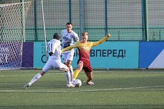 Футбол. ОЛИМП-Первенство ФНЛ. 18 тур.