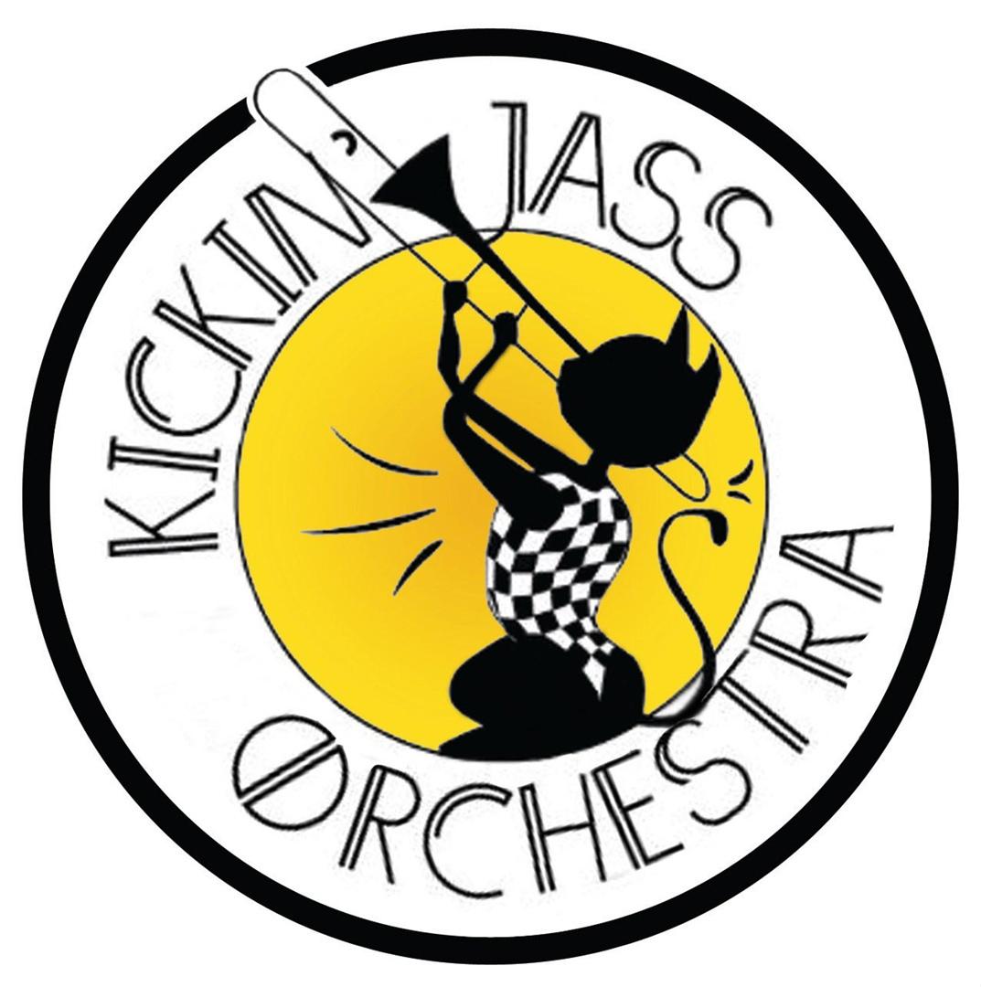 25.06 Kickin' Jass Orchestra  в баре Агонь BBQ!