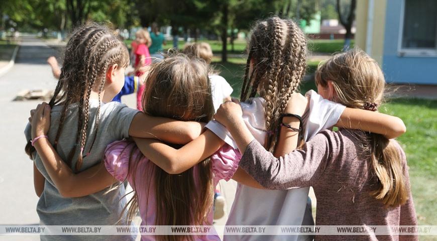 Спрос на услуги по оздоровлению детей вырос в Беларуси