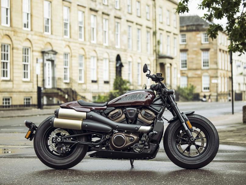 КНовый мотоцикл Harley-Davidson Sportster S 2021