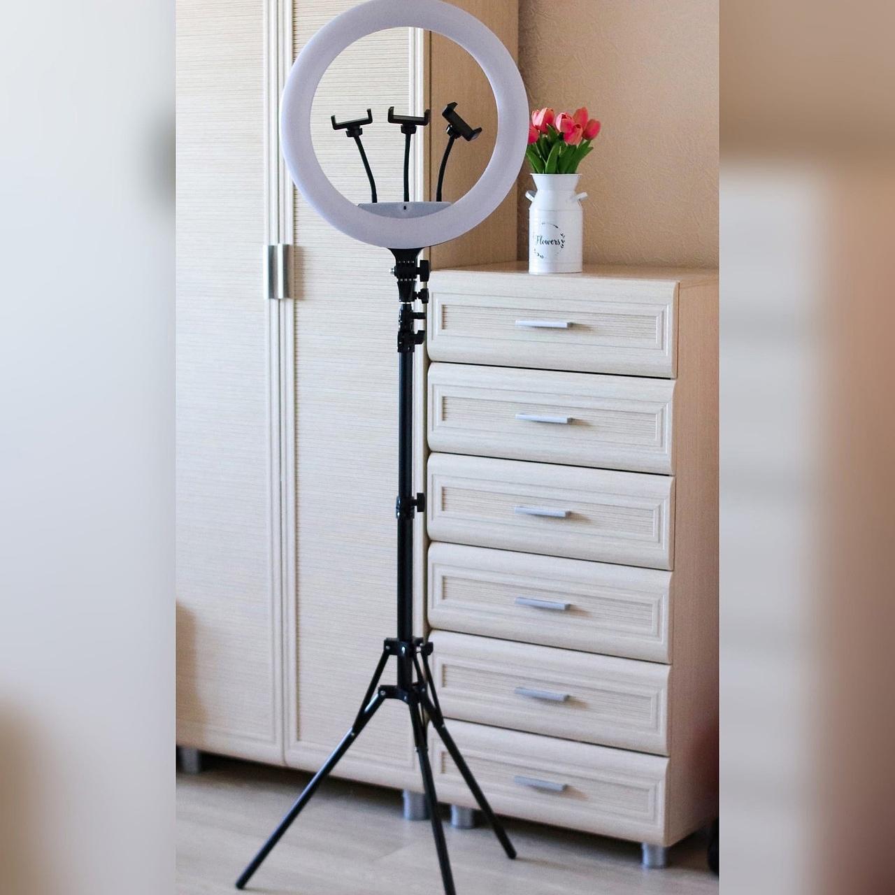 Кольцевая лампа из магазина #FillLtHos Photography Store.