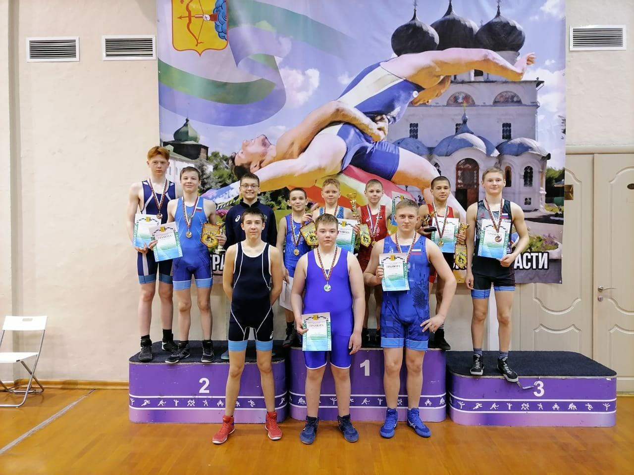 5 медалей привезли можгинцы со Всероссийского турнира