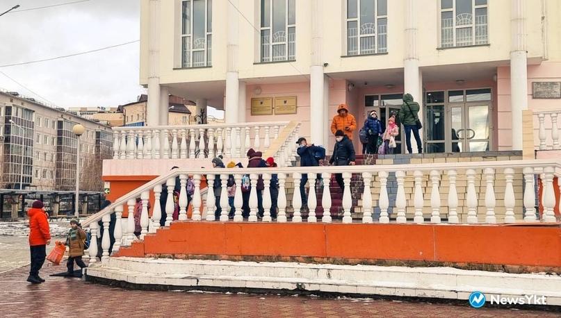 Школьникам Якутска с 5 по 8 класс продлили дистанционное обучение по 29 октября
