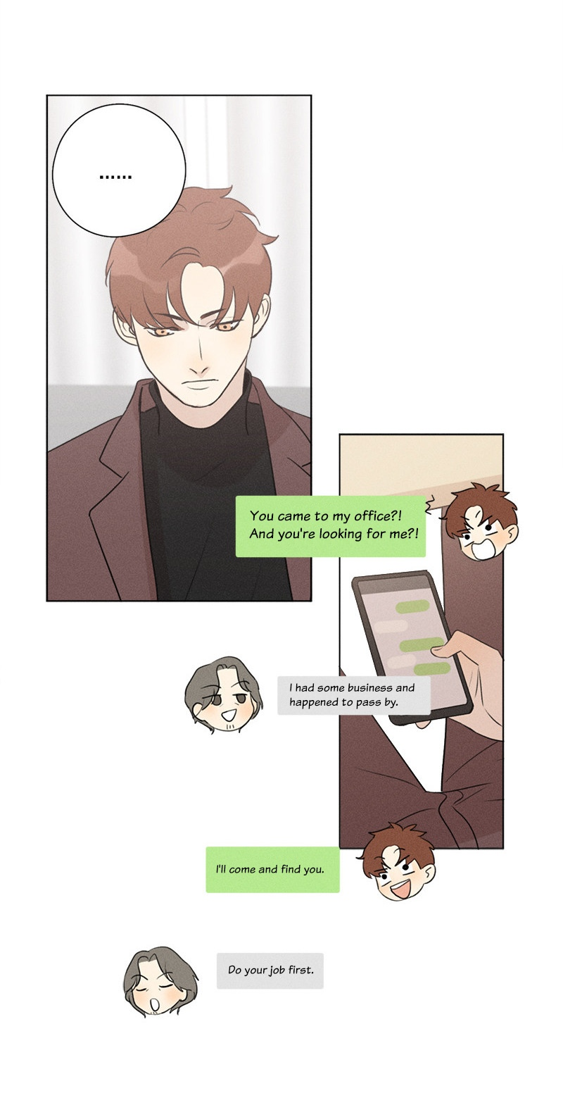 Here U are, Chapter 138: Side Story 8, image #19