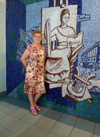 Надежда Киселева-Старцева, Пермь