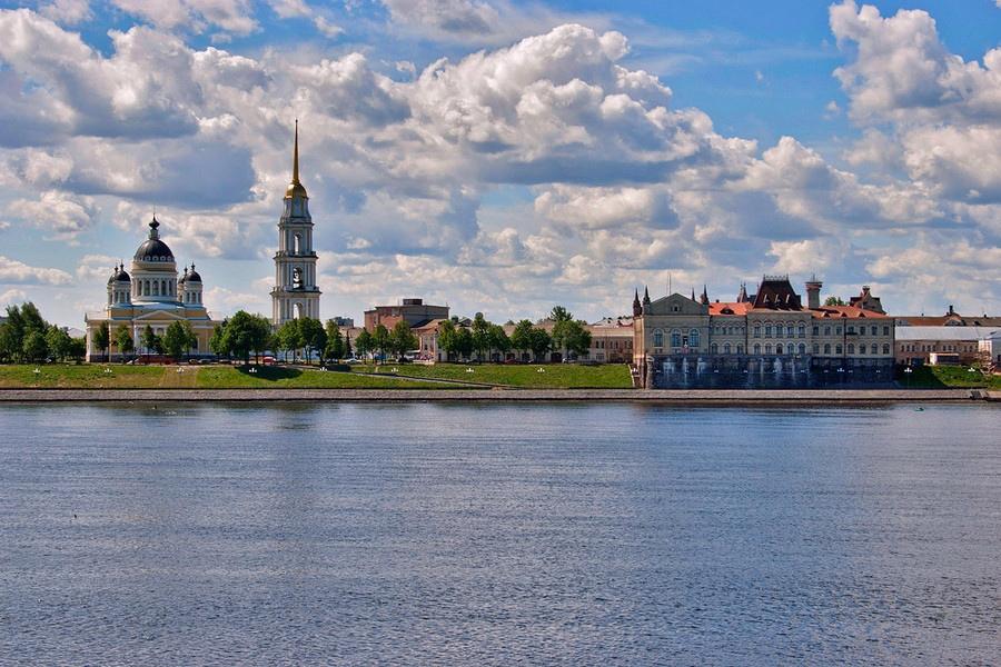Рыбинск. Городские экскурсии