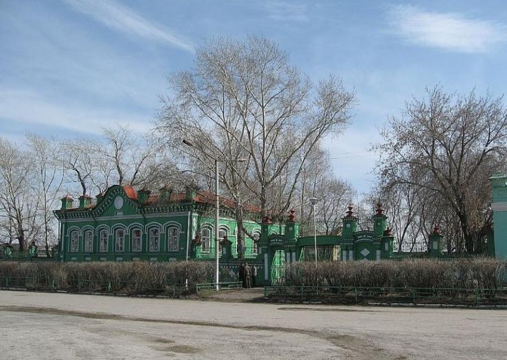 Мокроусовский район — разнообразие природных комплексов!, изображение №3