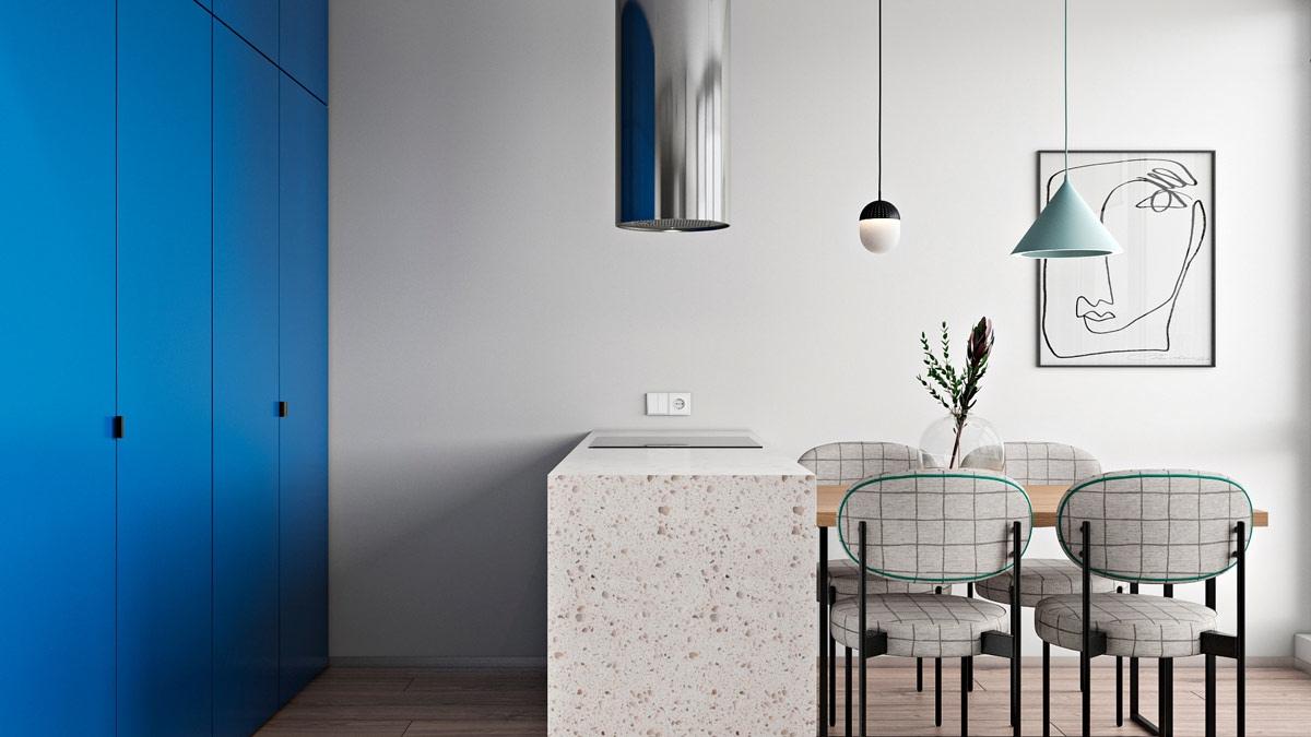 Дизайн-проект квартиры 41 кв.