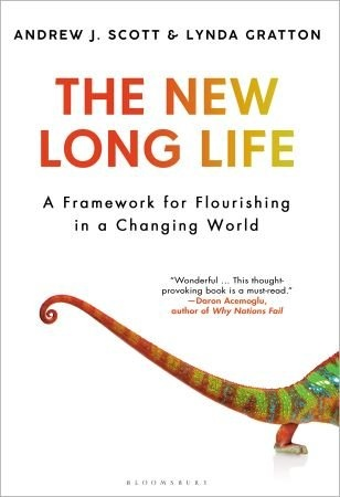 The New Long Life - Andrew J. Scott