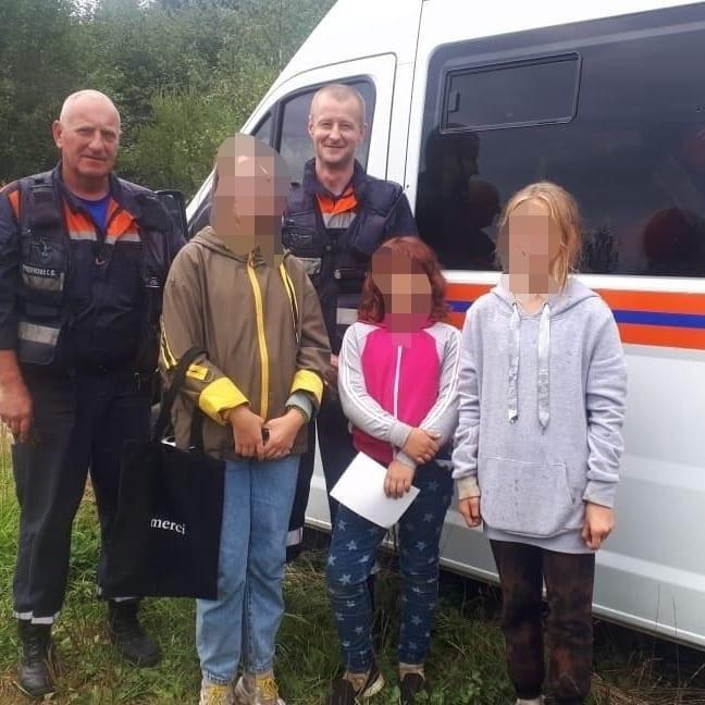 30 человек заблудились в лесах Дмитровского округа этим летом