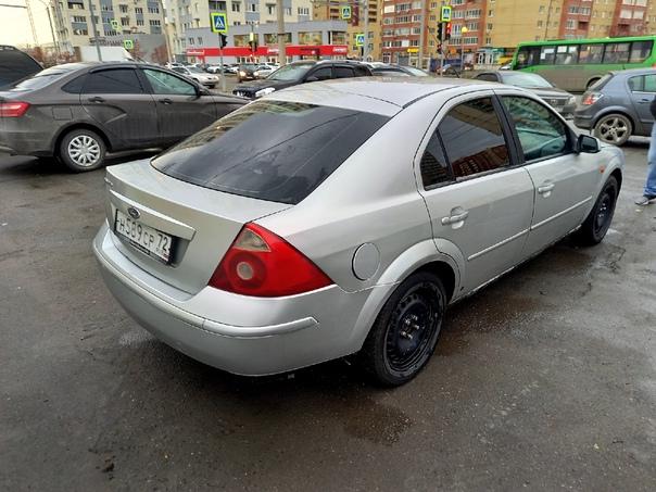 Форд Мандео 3, 2002г 2.0 мех220000₽Машина в хороше...