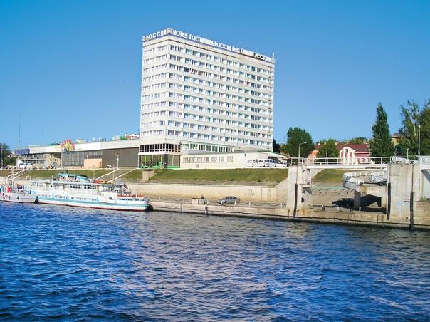 В Самаре гостиницу «Россия» на набережной Волги пр...