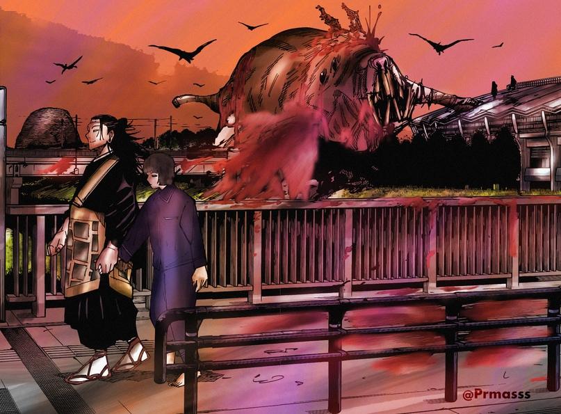 Jujutsu Kaisen Chapter 160, image №19