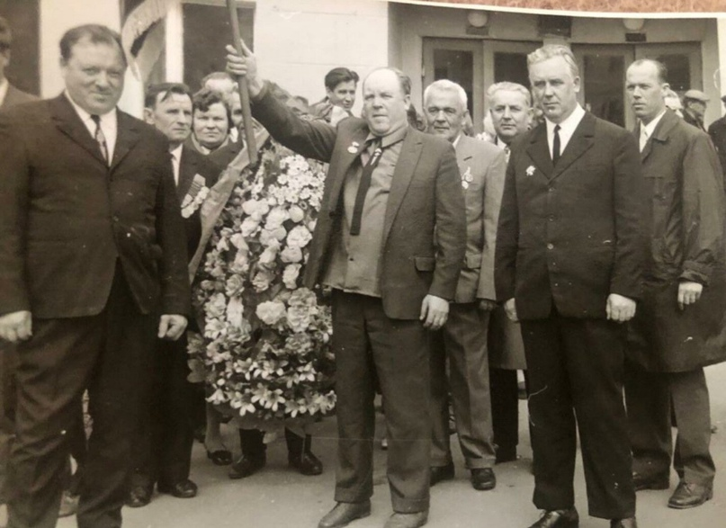 1973 г. Фото Оксаны Филипповой