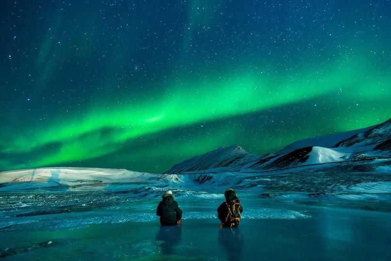 10 лучших мест, где можно увидеть северное сияние — в России и за границей, изображение №1