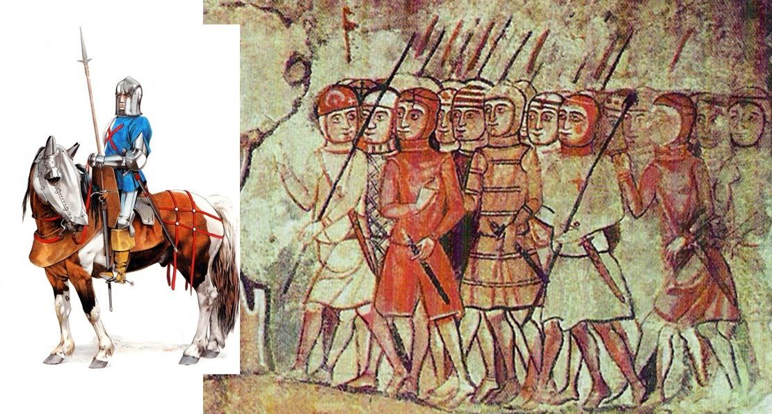 Кондотьеры и их солдаты