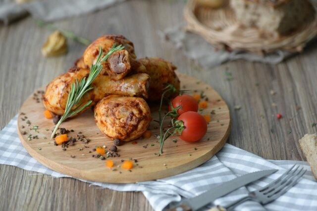 Куриные голени барбекю! Мультиварка и простые рецепты для мультиварки