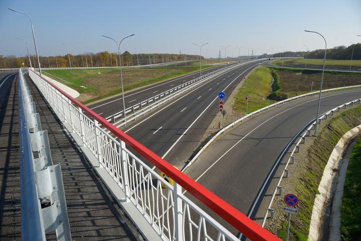 Третья очередь магистрали в обход Майкопа будет стоить 3,5 млрд рублей