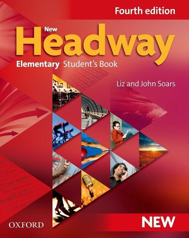 New Headway - Elementary: книги + аудио