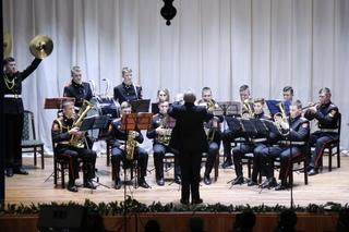 Гастроли духового оркестра и сводного хора 11-17 января 2020