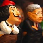 Рождественские засранцы (традиционный сувенир Каталонии)