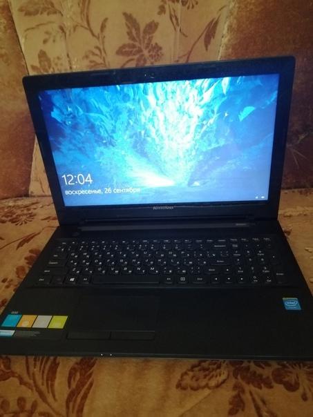 Продам ноутбук Lenovo в отличном состоянии. Диспле...