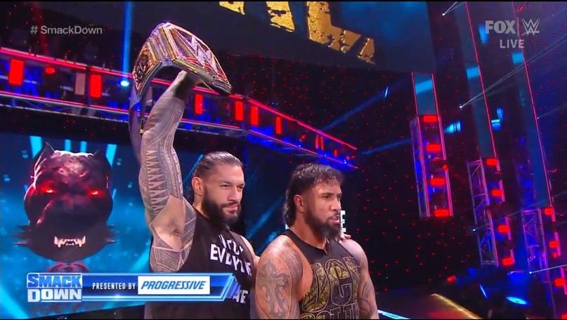 SmackDown 06.11.20, изображение №10