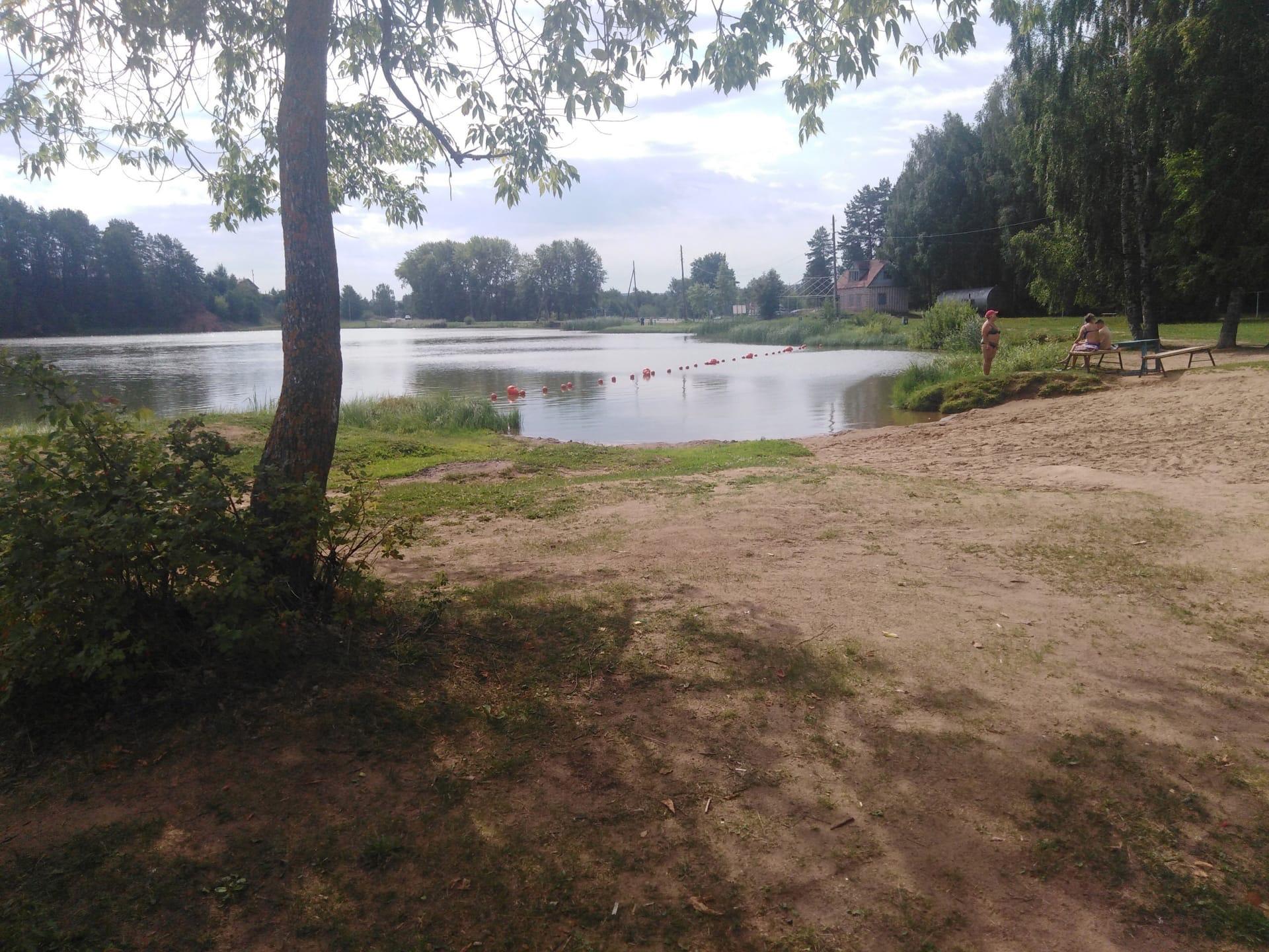 Вчера на Можгинском пруду чуть не оборвалась