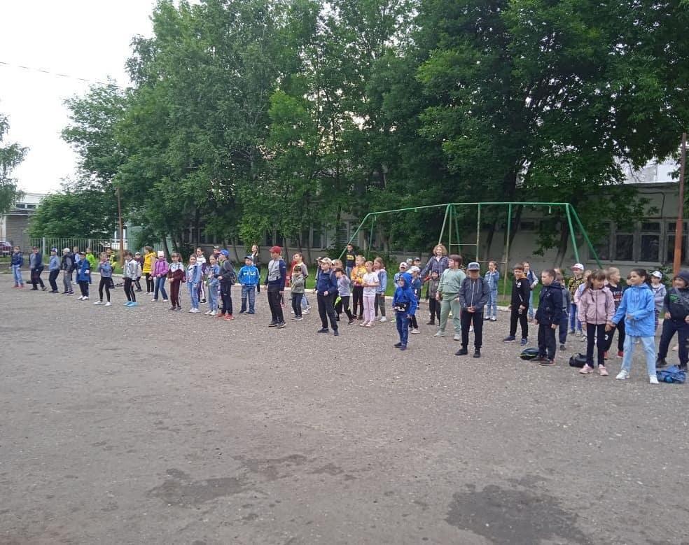 В Петровском районе стартовала летняя детская оздоровительная кампания