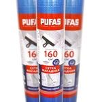 Сетка стеклотканевая фасадная PUFAS (5х5 мм)