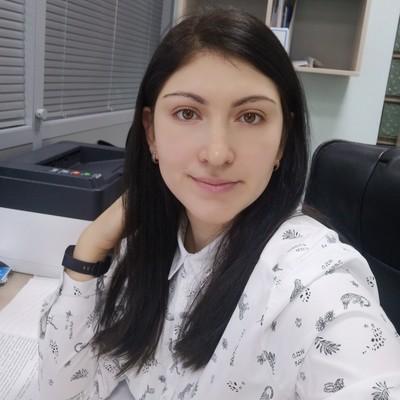 Анастасия Егорова, Ступино
