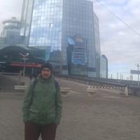 Фотография страницы Сергея Лаптева ВКонтакте