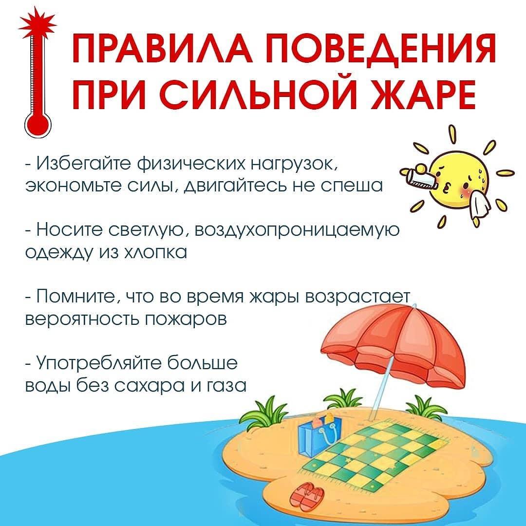 На большей территории европейской части России установилась аномальная жара: синоптики говорят, что температура выше нормы на 8—10 градусов