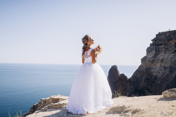 Свадебная съемка в Алуште - Фотограф MaryVish.ru