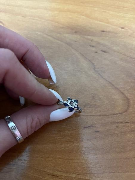 Найдено кольцо на вайлдберисе.Писать в л.с....