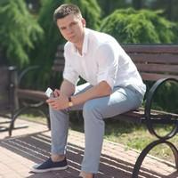 Фотография страницы Евгения Журахова ВКонтакте