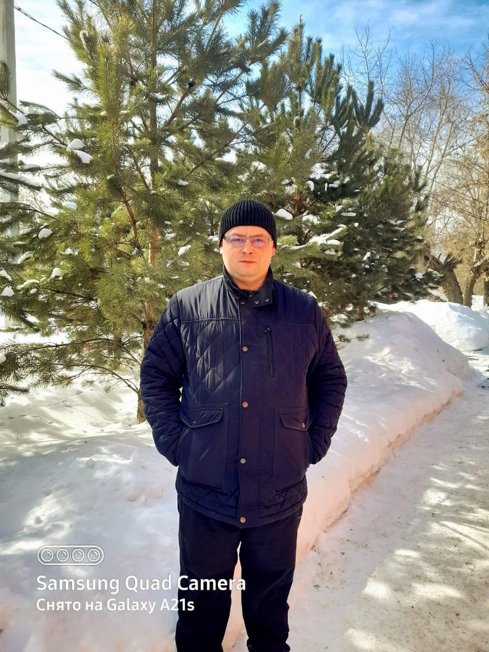 Евгений, 39, Omsk