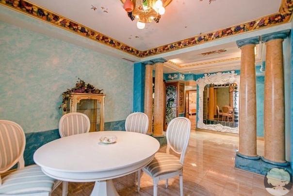 Анастасия Волочкова сдаёт свою квартиру в Санкт Петербурге за 500