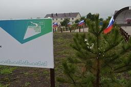 Вандалы испортили арт-площадь в Липецком районе