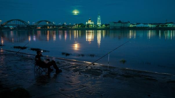 Доброй ночи, Ярославия! ????  Фото: [id198762460 Владимир Фролов]
