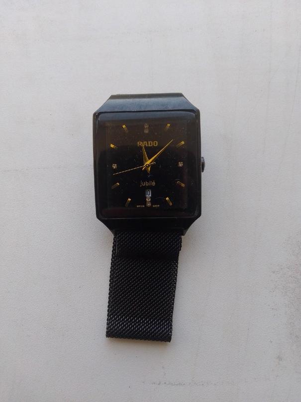 Часы Rado с металлическим | Объявления Орска и Новотроицка №28107