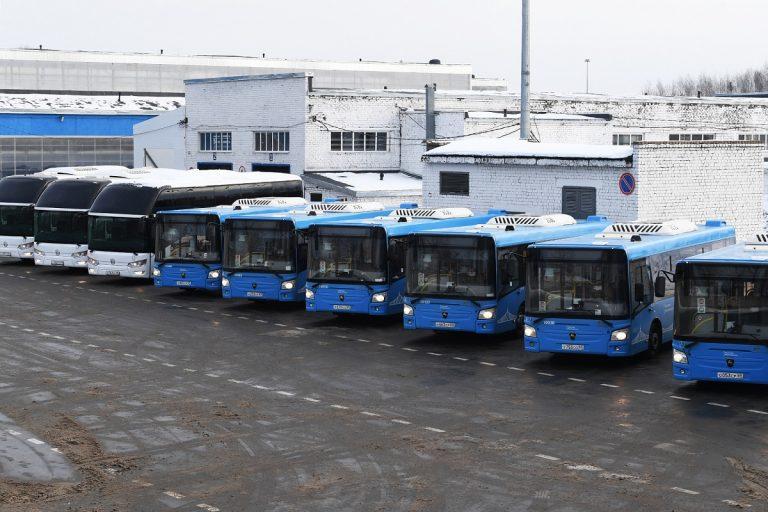 Губернатор обозначил дату запуска новых автобусов в Кимрах
