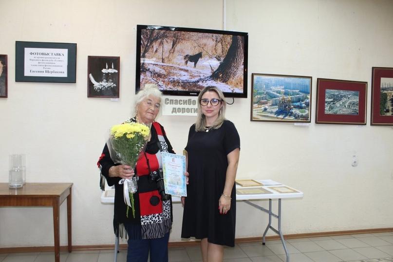 Фотовыставка памяти Евгения Щербакова открылась в музее