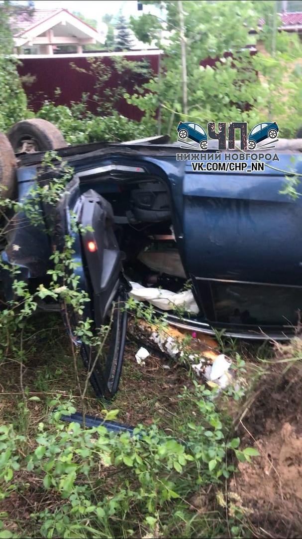 авария в Городецком районе