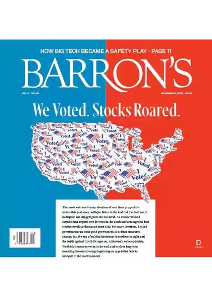 barrons 20201109 Barrons