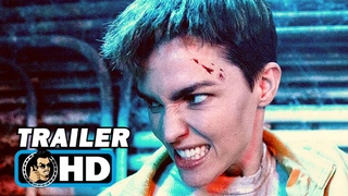 THE DOORMAN Trailer (2020) Ruby Rose Action Movie