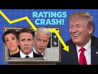 CNN & MSNBC's Ratings Have CRASHED. Here's Why.